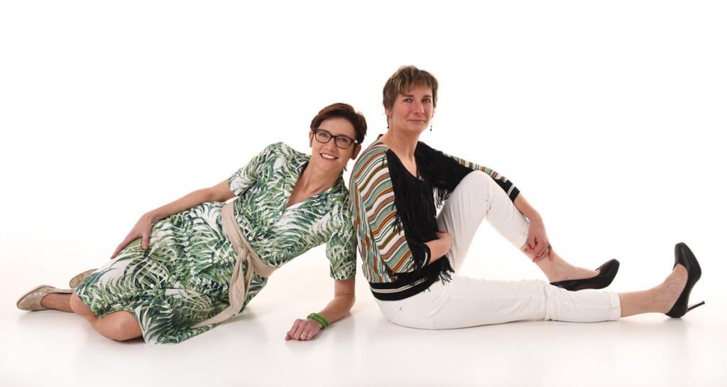 Anja & Véronique