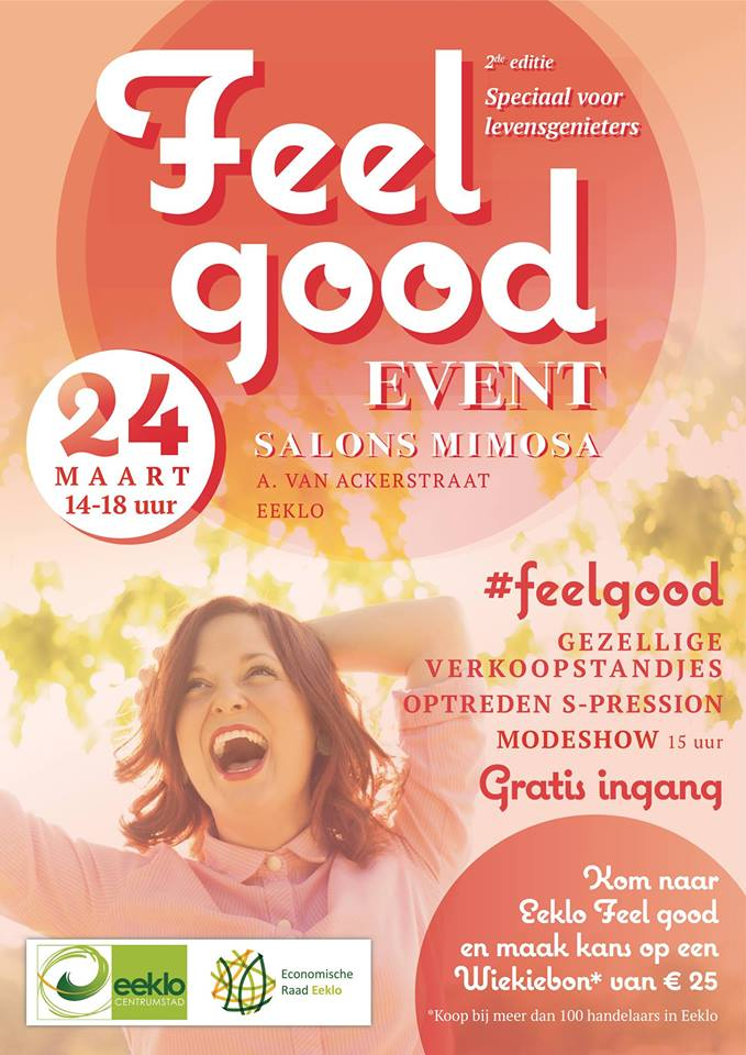 Feel Good Event 24 maart
