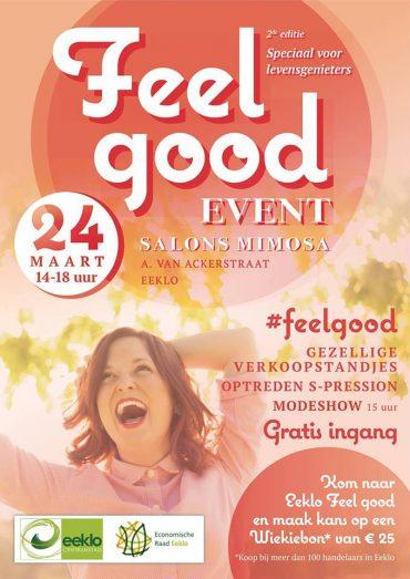 Feel Good Event 24 maart